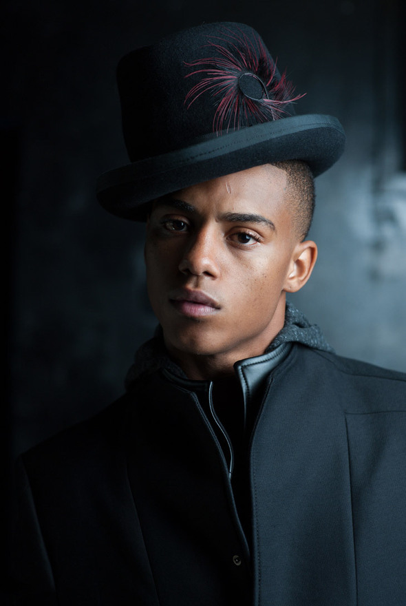 Handsome fresh face Keith Powers photographed by Matthias Brandt for an elegant new session styled by Erick Funk. Keith is represented by Wilhelmina Models in Los Angeles, Fall Guy shoot took places at Akbar, Silverlake, LA.