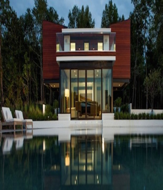 A Lavish Life w/ a View: On Water by Kersting Architecture | First Look
