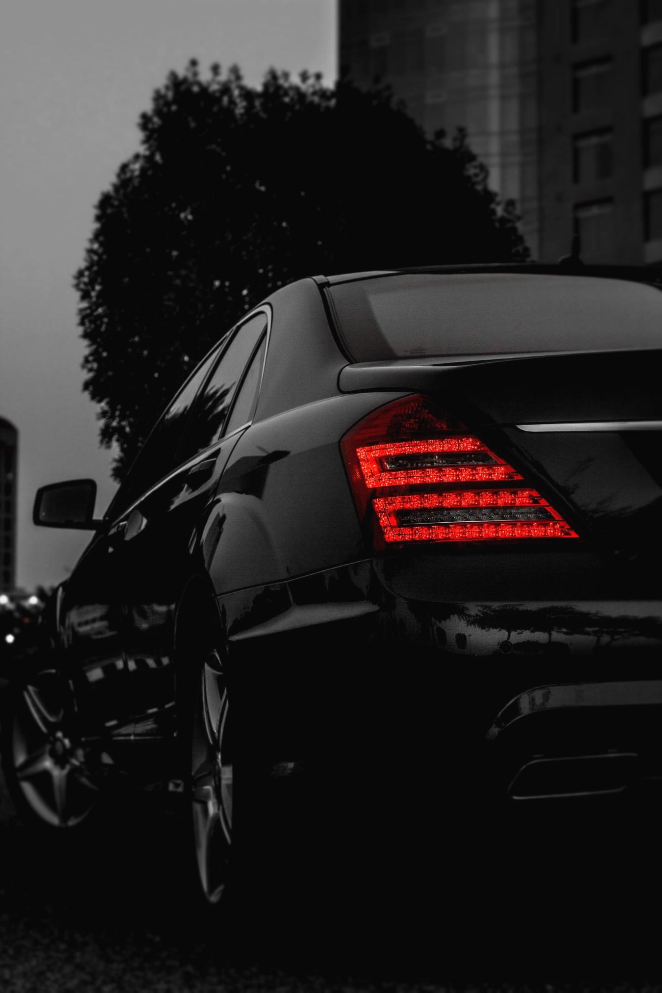 Luxurious Benz