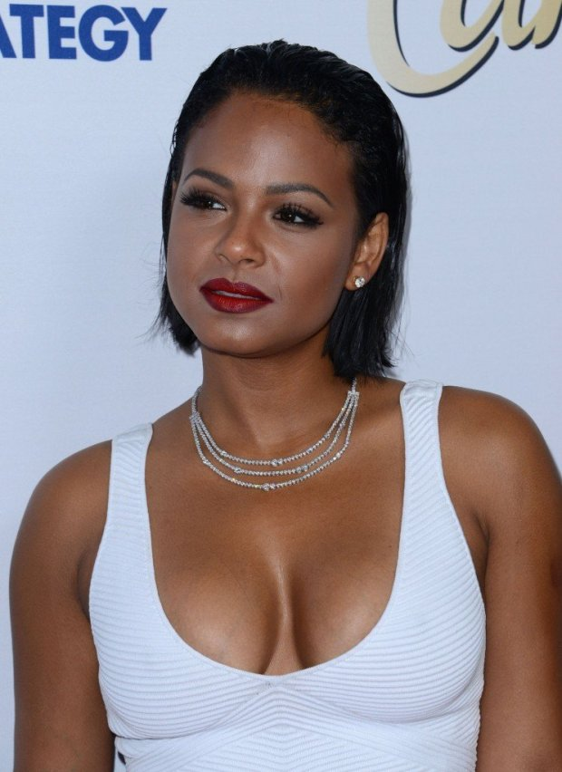 35efd5d72a @ChristinaMilian isnt just known for being sexy. But it is apparent that her  beautiful Stylish looks brings all the boys to the yard.